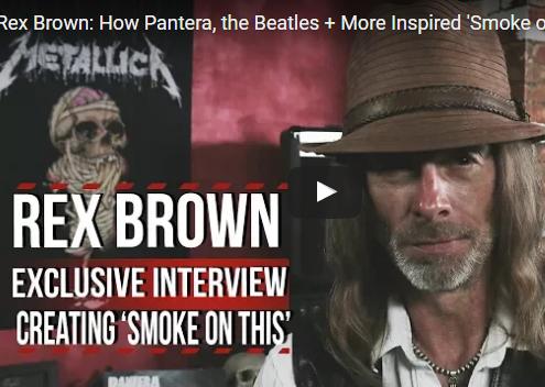 Loudwire Interview Rex Brown
