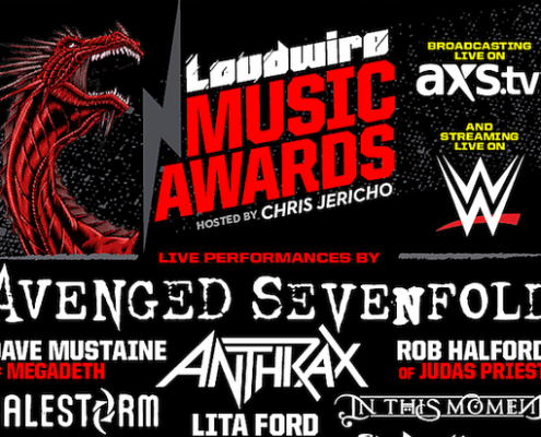 2017 Loudwire Music Awards Ceremony