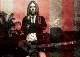Bass Player Mag: Rex Brown´s Hard-Rocking Solo Debut