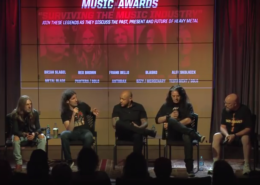Surviving the Music Industry panel
