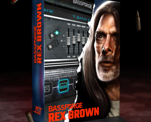 Bassforge Rex Brown